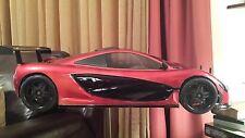 McLaren p1 carrozzeria 535 RS Per FG Carson ABS 2mm anche in Lexan ottenere