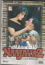 Naajayaz - ajay Devgan   [Dvd] Spark  Released