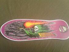"Santa Cruz Corey O'brien replica Skateboard Deck Shaped Sticker over 7"""