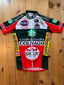 Team Landbouwkrediet Colnago / Maes / Elite / Sacla / Tonnissteiner Men's Jersey