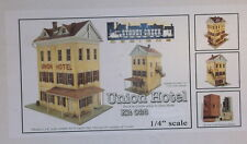 "On3 On30 O CRAFTSMAN STONEY CREEK"" UNION HOTEL KIT # 026"" UNSTARTED"