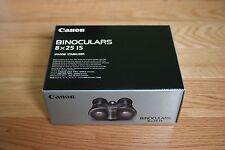 NIB! Canon 8x25 IS Image Stabilized Binoculars Latest MPN 7562A003