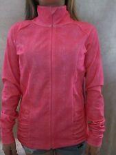 REFLEX 90 Degree MEDIUM Pink Workout Zippered Jacket NWT