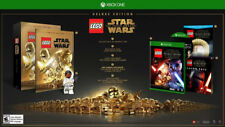 LEGO Star Wars: Force Awakens Deluxe Ed. Xbox One New Xbox One, Xbox One