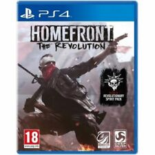 Jeu PS4 HOME FRONT THE REVELUTION