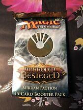 MTG Magic the Gathering 1x MIRRODIN BESIEGED 15 Card Booster Pack