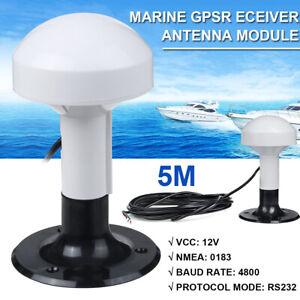Marine Ship GPS Receiver Antenna Module NMEA 0183 Baud Rate 4800 DIY  e ✔