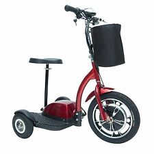 Drive Medical ZooMe3 3 Wheel Recreational Scooter, Goes up to 15 mph, 300 lb cap