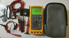 LIGHTLY USED FLUKE 789 PROCESS METER  W/ LEADS + MORE! 239576