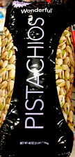 Wonderful Pistachios with Salt & Pepper in 3lbs Bag,Get Crackin,NON GMO,GF,Nuts