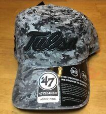 Tulsa University Golden Hurricane 47 Brand OHT Digital Camo Cap Hat Adjustable