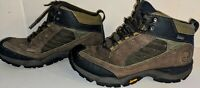 Timberland Men's Size 8.5 or Women's 10 Brown & Black Leather Hiking Boots