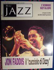 "Rivista "" Blu Jazz "" n. 29 - anno 5 - febbraio 1993"