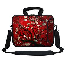 "13.3"" Neoprene Laptop Bag Case Sleeve w. Pocket Handle & Carrying Strap 3003"