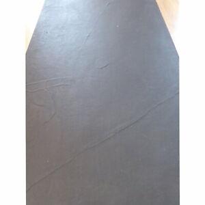 Black Concrete Stone Tile STOCK CLEARANCE   SAMPLE (200x200x2mm) F