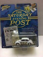 2005 Johnny Lightning 1965 VW BEETLE RR Volkswagen SATURDAY EVENING POST #7/12