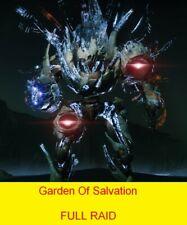 Garden of salvation Full Raid PC