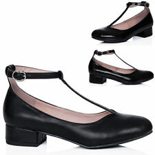 Unbranded Court Low Heel (0.5-1.5 in.) Shoes for Women