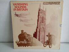 BBC Records and tapes Vanishing sounds in Britain REC227 BRUITAGE Photo train