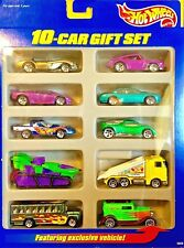 Hot Wheels 10 Pack 1997 TOY R US GIFT PACK w/ RARE TRU DELIVERY TRUCK