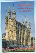 #91615 , Leuven. Où hier et demain se rencontrent
