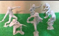 Marx Toys, WW II Series, Set of 6 inch figures German