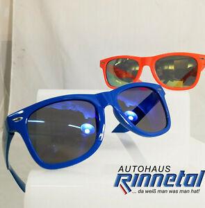 VW Sonnenbrille, orange/ blau, 1H0087900