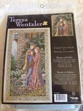 Teresa Wentzler KIT Romeo and Juliet KIT- counted  cross stitch KIT  Sealed
