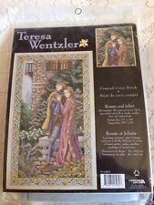 Teresa Wentzler KIT Romeo and Juliet KIT- counted  x stitch KIT 113962 Sealed