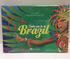 BH Cosmetics Take me to Brazil 30 Color Eyeshadow Palette - 0.99 oz / 28 g