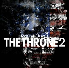 Kanye West & Jay-Z - The Throne 2 - CD - Neu / OVP