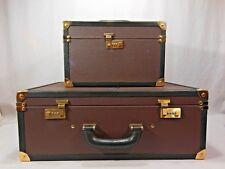 PANY Kurzreise-Koffer-Set Short Trip Travelcases Beauty Case + Koffer Reisekoffe