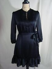Victoria Secret Dress Vintage High Neck A Line Black Size Size X-Small D70