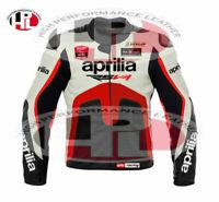 New Motorcycle Aprilia RSV4 Motogp Racing leather jackets