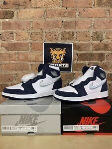 Nike Air Jordan 1 Retro High COJP Midnight Navy (2020) DC1788-100 GS 575441-141