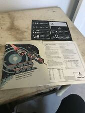 Atari Space Duel Arcade Manual Plus Bonus