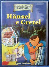 HANSEL E GRETEL - DVD N.02745