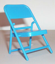 Blue Chair WWE Jakks Pacific Accessory for Wrestling Action Figures