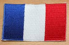 FRANCE French Country Flag Embroidered PATCH