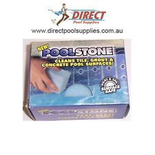 Poolstone Block For Swimming Pools Pool & Spa Cleaner. Cleans water line tiles