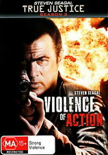 True Justice - Violence Of Action (Season 2) - Action / Thriller - NEW DVD