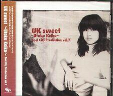 Keiko Utoku - Cool City Production Vol.7 UK sweet - Japan CD - NEW - J-POP