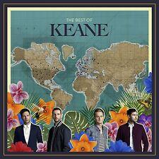KEANE - THE BEST OF KEANE: CD ALBUM (2013) (GREATEST HITS) TOM CHAPLIN