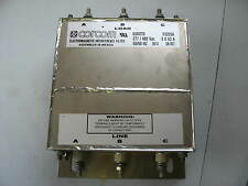 NEW* CORCOM HIGH PERFORMANCE HIGH CURRENT 3 PHASE DELTA RFI FILTER 63ADT6 F6226A