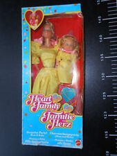 HEART FAMILY SURPRISE PARTY Mamma Famiglia Cuore Mattel Vintage BARBIE