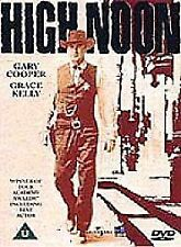 High Noon Dvd Gary Cooper Brand New & Factory Sealed