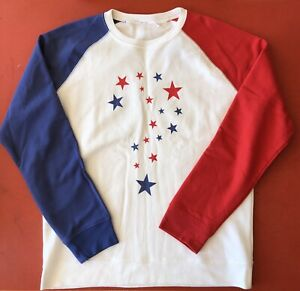 Levis LVC Multicoloured Question Mark Sweat Shirt Brand New Size Large