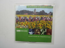 The Rough Guide To The Music Of France (CD, 2003, World Muisc Network)