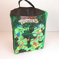 1989 Teenage Mutant Ninja Turtles Backpack - VTG 80's Cartoon