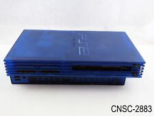 Japanese Playstation 2 Ocean BlueConsole PS2 Japan Import SCPH-37000 US Seller C